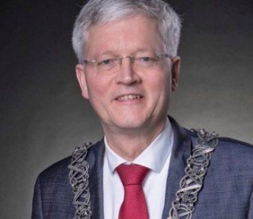 Schoolbezoek burgemeester Theo Weterings