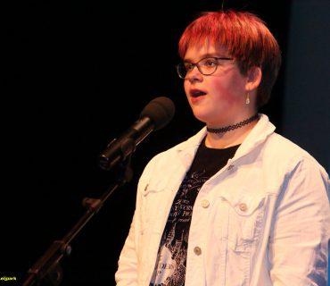 Jury prijst gedicht Amy
